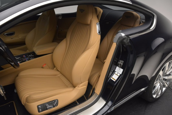 New 2017 Bentley Continental GT W12 for sale Sold at Bugatti of Greenwich in Greenwich CT 06830 21