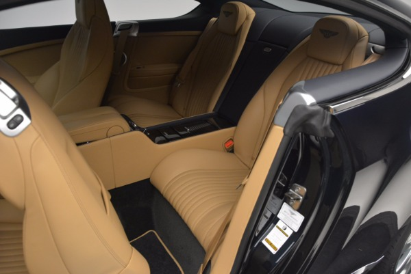 New 2017 Bentley Continental GT W12 for sale Sold at Bugatti of Greenwich in Greenwich CT 06830 23