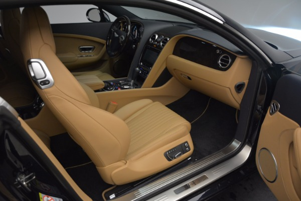New 2017 Bentley Continental GT W12 for sale Sold at Bugatti of Greenwich in Greenwich CT 06830 27