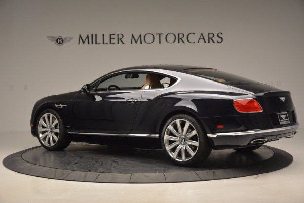 New 2017 Bentley Continental GT W12 for sale Sold at Bugatti of Greenwich in Greenwich CT 06830 4