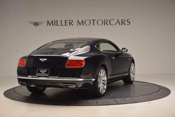 New 2017 Bentley Continental GT W12 for sale Sold at Bugatti of Greenwich in Greenwich CT 06830 7