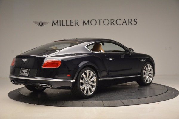 New 2017 Bentley Continental GT W12 for sale Sold at Bugatti of Greenwich in Greenwich CT 06830 8