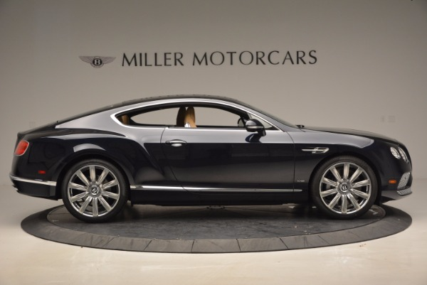 New 2017 Bentley Continental GT W12 for sale Sold at Bugatti of Greenwich in Greenwich CT 06830 9