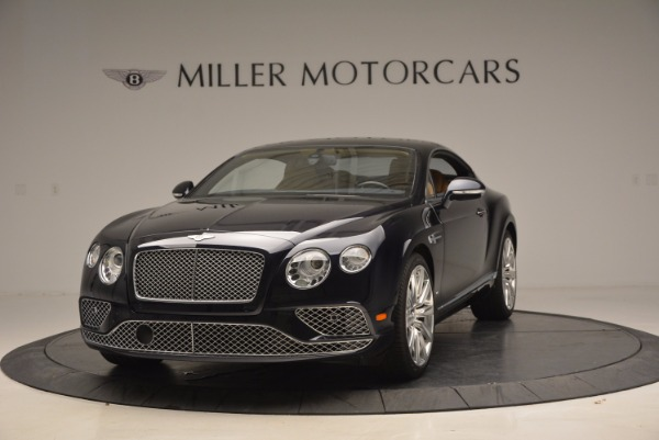 New 2017 Bentley Continental GT W12 for sale Sold at Bugatti of Greenwich in Greenwich CT 06830 1