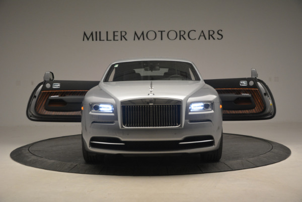Used 2015 Rolls-Royce Wraith for sale Sold at Bugatti of Greenwich in Greenwich CT 06830 15