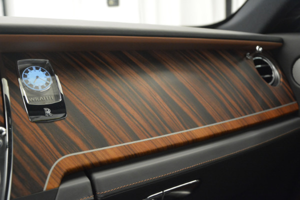 Used 2015 Rolls-Royce Wraith for sale Sold at Bugatti of Greenwich in Greenwich CT 06830 23
