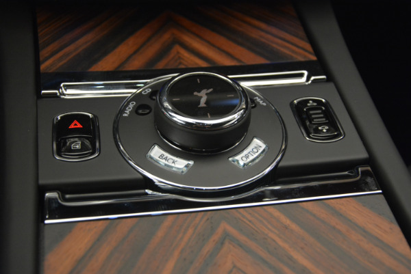 Used 2015 Rolls-Royce Wraith for sale Sold at Bugatti of Greenwich in Greenwich CT 06830 24