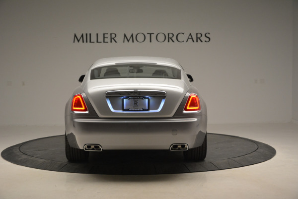 Used 2015 Rolls-Royce Wraith for sale Sold at Bugatti of Greenwich in Greenwich CT 06830 8