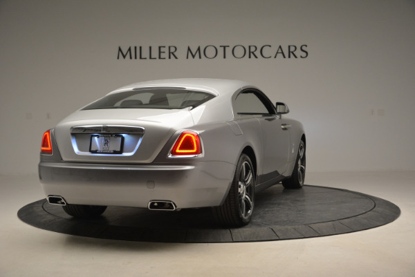 Used 2015 Rolls-Royce Wraith for sale Sold at Bugatti of Greenwich in Greenwich CT 06830 9