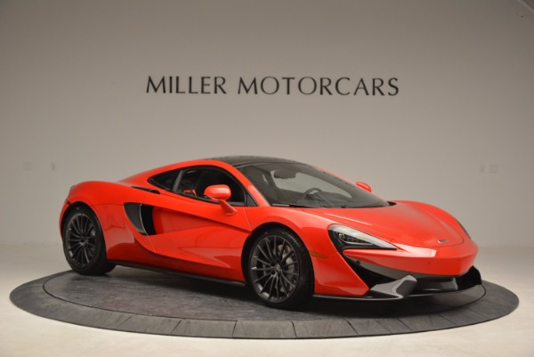 Used 2017 McLaren 570GT Coupe for sale Sold at Bugatti of Greenwich in Greenwich CT 06830 10