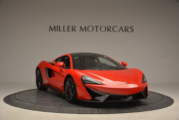 Used 2017 McLaren 570GT Coupe for sale Sold at Bugatti of Greenwich in Greenwich CT 06830 11