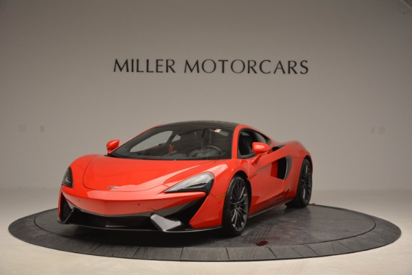 Used 2017 McLaren 570GT Coupe for sale Sold at Bugatti of Greenwich in Greenwich CT 06830 2