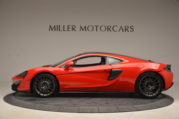 Used 2017 McLaren 570GT Coupe for sale Sold at Bugatti of Greenwich in Greenwich CT 06830 3