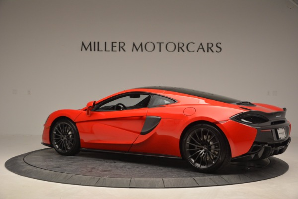 Used 2017 McLaren 570GT Coupe for sale Sold at Bugatti of Greenwich in Greenwich CT 06830 4