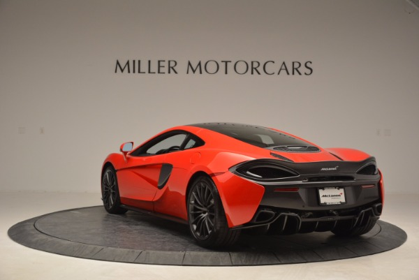 Used 2017 McLaren 570GT Coupe for sale Sold at Bugatti of Greenwich in Greenwich CT 06830 5