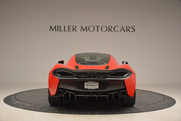 Used 2017 McLaren 570GT Coupe for sale Sold at Bugatti of Greenwich in Greenwich CT 06830 6