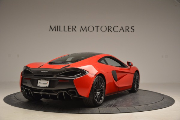 Used 2017 McLaren 570GT Coupe for sale Sold at Bugatti of Greenwich in Greenwich CT 06830 7
