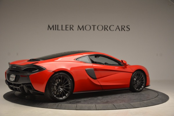 Used 2017 McLaren 570GT Coupe for sale Sold at Bugatti of Greenwich in Greenwich CT 06830 8