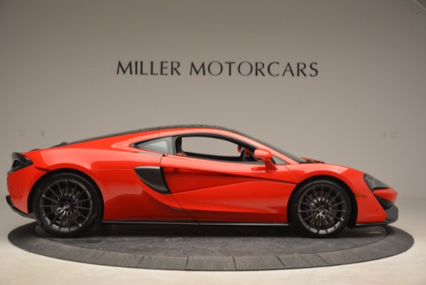 Used 2017 McLaren 570GT Coupe for sale Sold at Bugatti of Greenwich in Greenwich CT 06830 9
