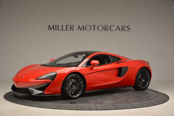 Used 2017 McLaren 570GT Coupe for sale Sold at Bugatti of Greenwich in Greenwich CT 06830 1