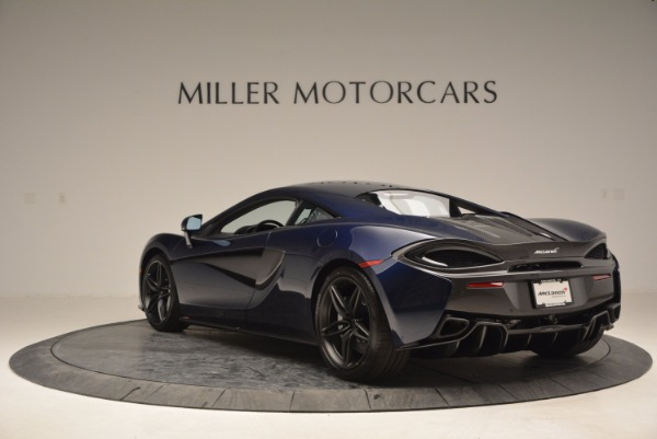 Used 2017 McLaren 570S for sale Sold at Bugatti of Greenwich in Greenwich CT 06830 5