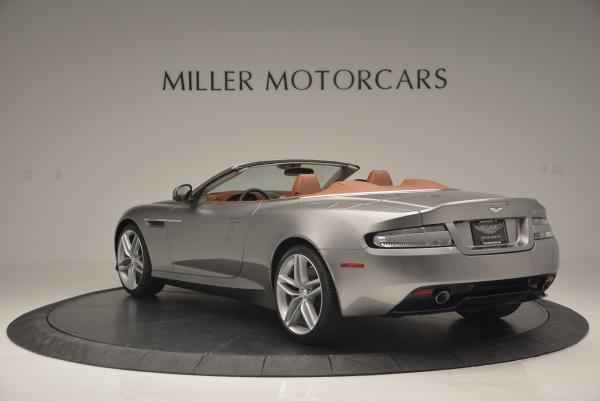 New 2016 Aston Martin DB9 GT Volante for sale Sold at Bugatti of Greenwich in Greenwich CT 06830 5