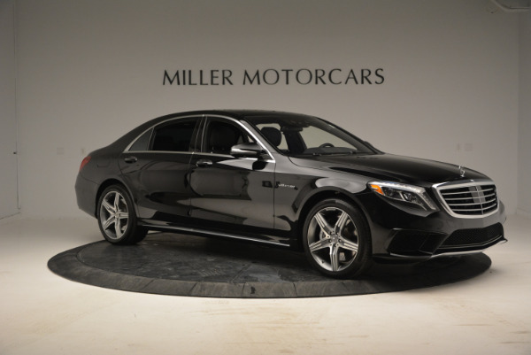 Used 2014 Mercedes Benz S-Class S 63 AMG for sale Sold at Bugatti of Greenwich in Greenwich CT 06830 10
