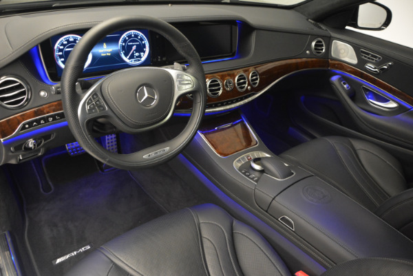 Used 2014 Mercedes Benz S-Class S 63 AMG for sale Sold at Bugatti of Greenwich in Greenwich CT 06830 17