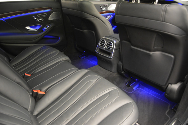 Used 2014 Mercedes Benz S-Class S 63 AMG for sale Sold at Bugatti of Greenwich in Greenwich CT 06830 26