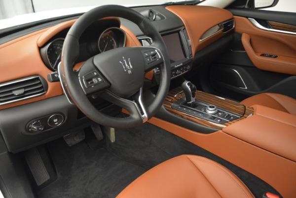 New 2017 Maserati Levante S for sale Sold at Bugatti of Greenwich in Greenwich CT 06830 13