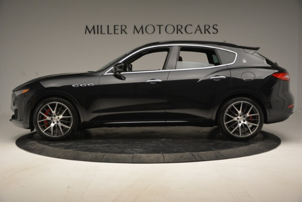 New 2017 Maserati Levante S for sale Sold at Bugatti of Greenwich in Greenwich CT 06830 3
