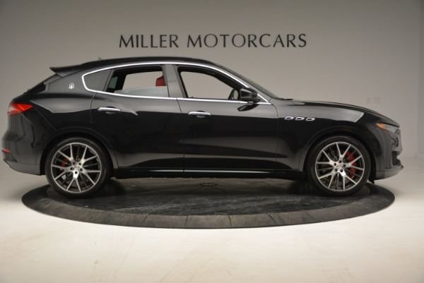 New 2017 Maserati Levante S for sale Sold at Bugatti of Greenwich in Greenwich CT 06830 9
