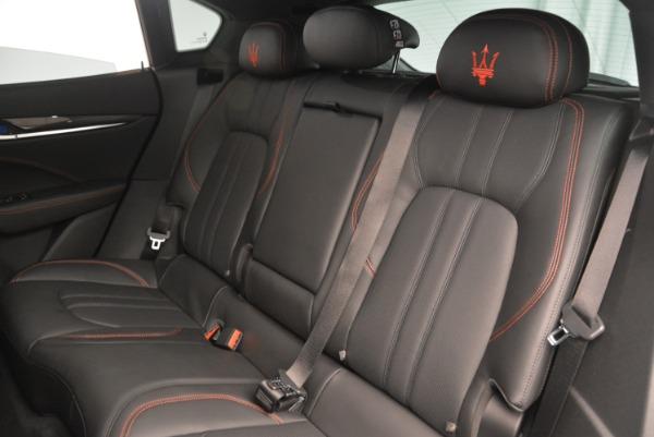 New 2017 Maserati Levante S for sale Sold at Bugatti of Greenwich in Greenwich CT 06830 20