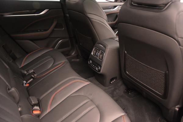 New 2017 Maserati Levante S for sale Sold at Bugatti of Greenwich in Greenwich CT 06830 24