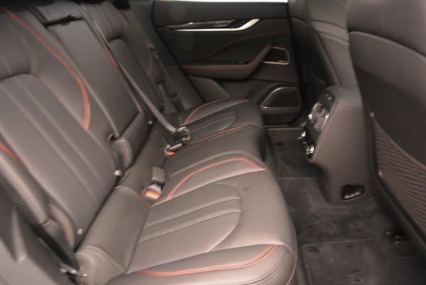 New 2017 Maserati Levante S for sale Sold at Bugatti of Greenwich in Greenwich CT 06830 25