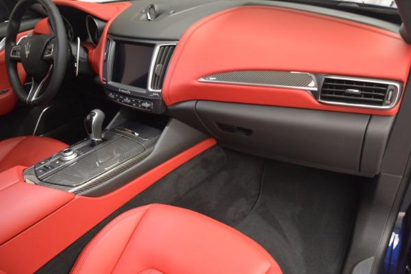 New 2017 Maserati Levante S for sale Sold at Bugatti of Greenwich in Greenwich CT 06830 15