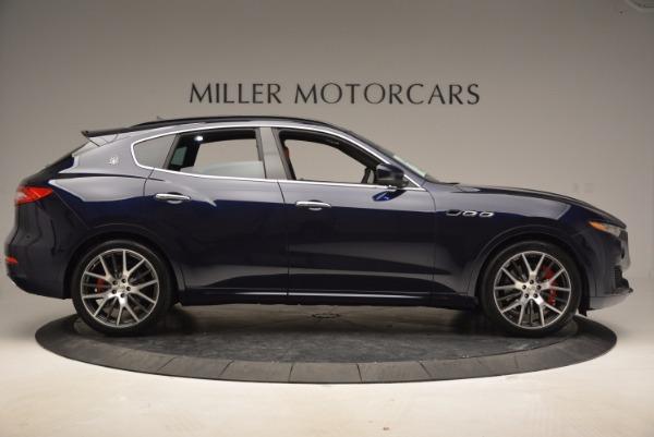 New 2017 Maserati Levante S for sale Sold at Bugatti of Greenwich in Greenwich CT 06830 9