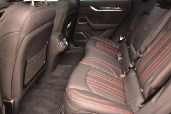 New 2017 Maserati Levante S for sale Sold at Bugatti of Greenwich in Greenwich CT 06830 26