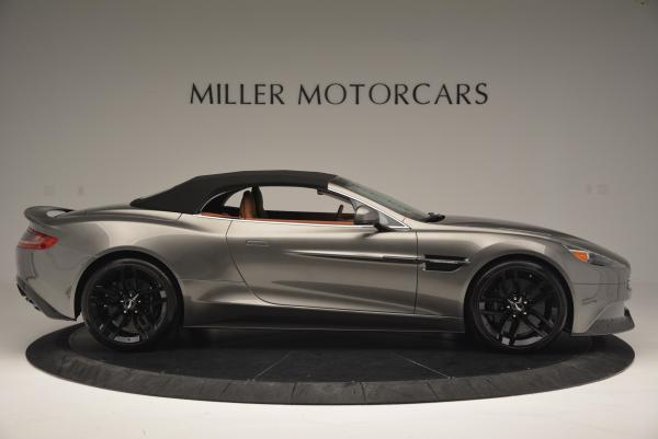 New 2016 Aston Martin Vanquish Volante for sale Sold at Bugatti of Greenwich in Greenwich CT 06830 17