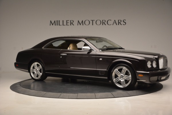 Used 2009 Bentley Brooklands for sale Sold at Bugatti of Greenwich in Greenwich CT 06830 10