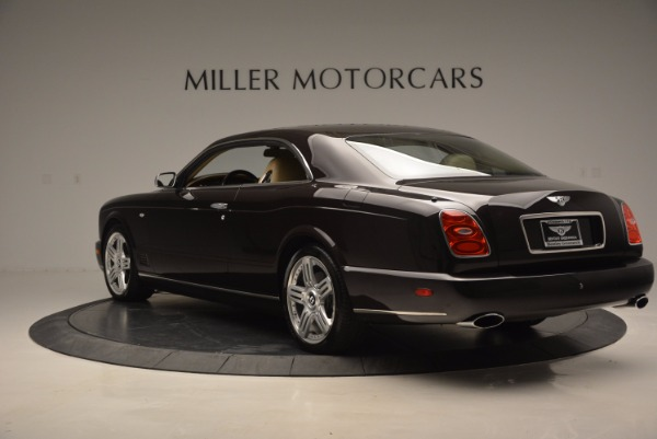 Used 2009 Bentley Brooklands for sale Sold at Bugatti of Greenwich in Greenwich CT 06830 5