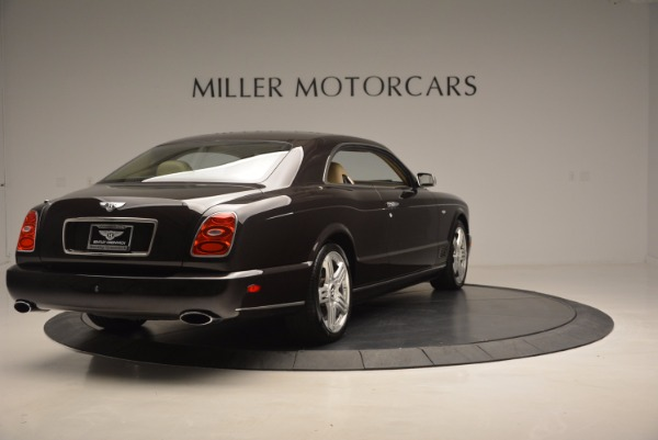 Used 2009 Bentley Brooklands for sale Sold at Bugatti of Greenwich in Greenwich CT 06830 7