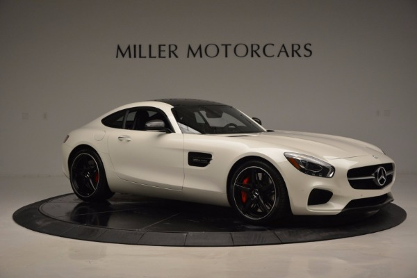 Used 2016 Mercedes Benz AMG GT S for sale Sold at Bugatti of Greenwich in Greenwich CT 06830 10