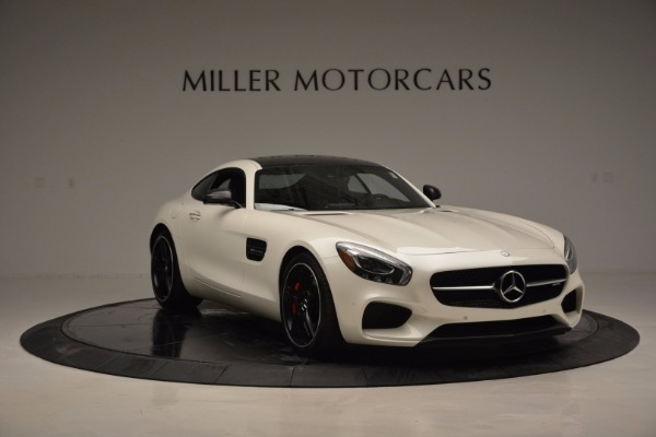 Used 2016 Mercedes Benz AMG GT S for sale Sold at Bugatti of Greenwich in Greenwich CT 06830 11