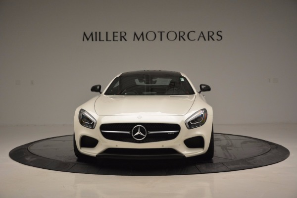 Used 2016 Mercedes Benz AMG GT S for sale Sold at Bugatti of Greenwich in Greenwich CT 06830 12