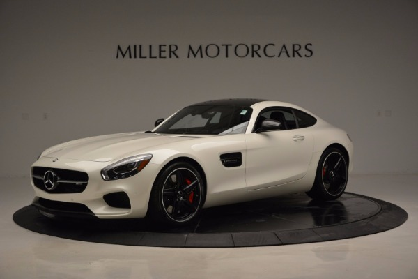 Used 2016 Mercedes Benz AMG GT S for sale Sold at Bugatti of Greenwich in Greenwich CT 06830 2