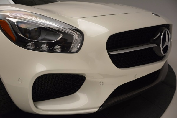 Used 2016 Mercedes Benz AMG GT S for sale Sold at Bugatti of Greenwich in Greenwich CT 06830 23