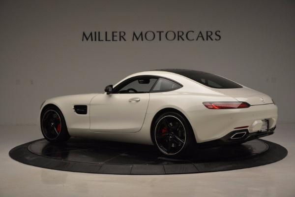 Used 2016 Mercedes Benz AMG GT S for sale Sold at Bugatti of Greenwich in Greenwich CT 06830 4