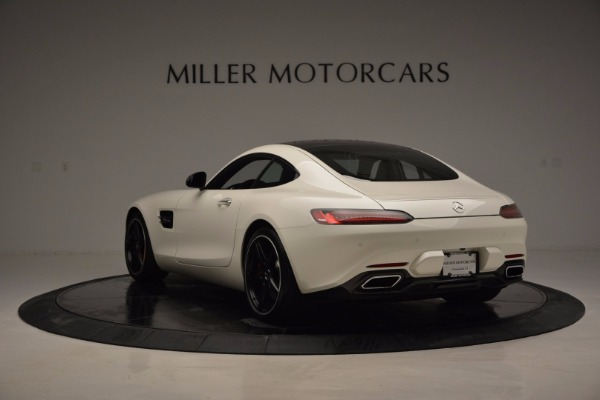 Used 2016 Mercedes Benz AMG GT S for sale Sold at Bugatti of Greenwich in Greenwich CT 06830 5