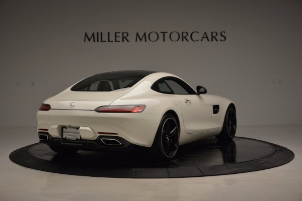 Used 2016 Mercedes Benz AMG GT S for sale Sold at Bugatti of Greenwich in Greenwich CT 06830 7